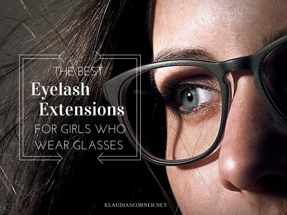 The Best Eyelash Extensions For Girls Who Wear Glasses